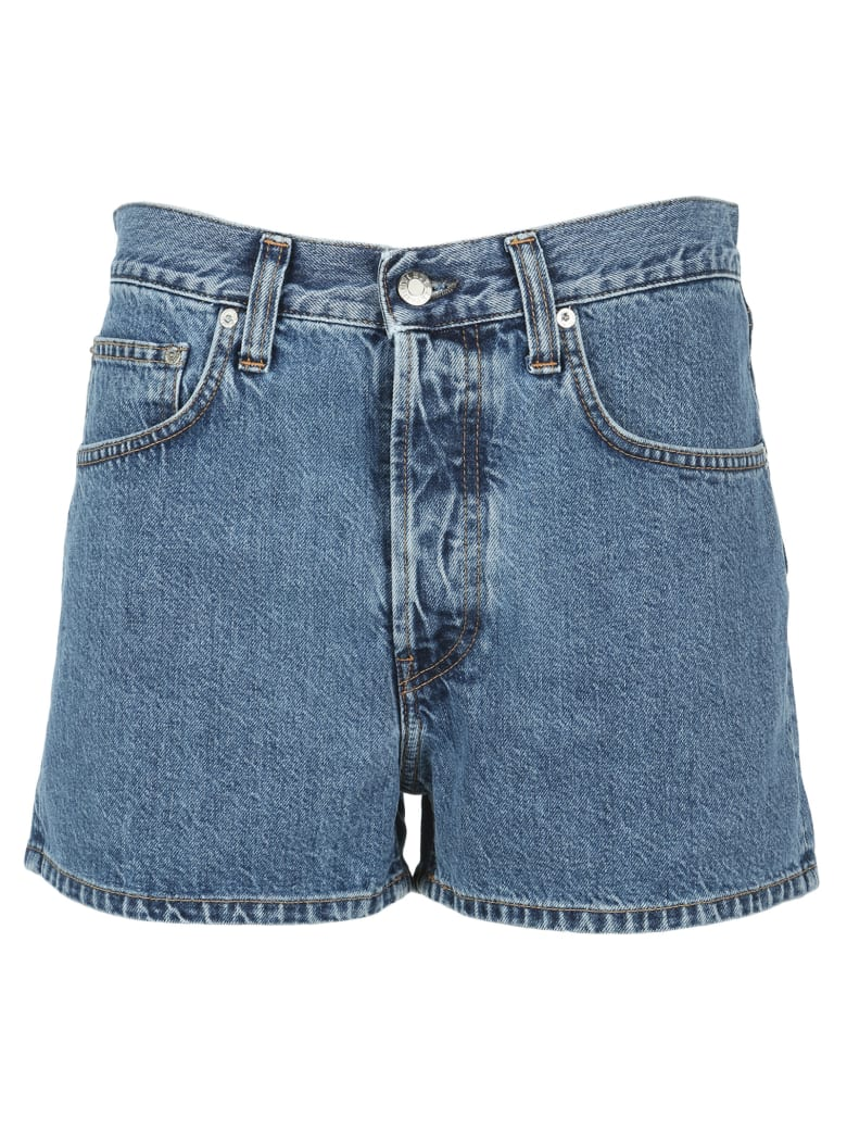 Helmut Lang Denim Short - LIGHT BLUE