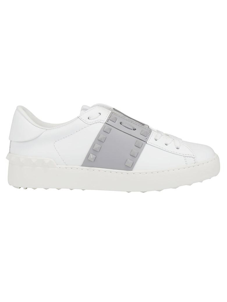 Valentino Garavani Sneakers - Bianco/pastel grey