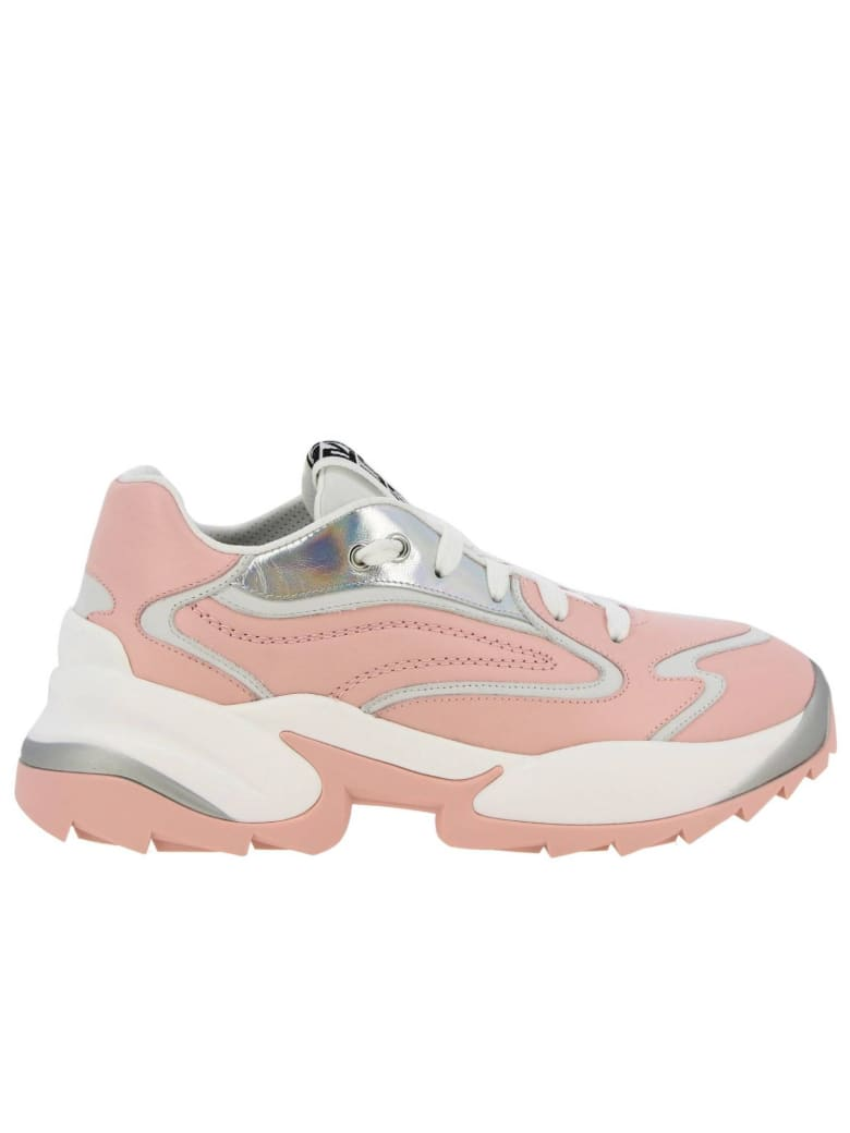 Sergio Rossi Sneakers Shoes Women Sergio Rossi - pink