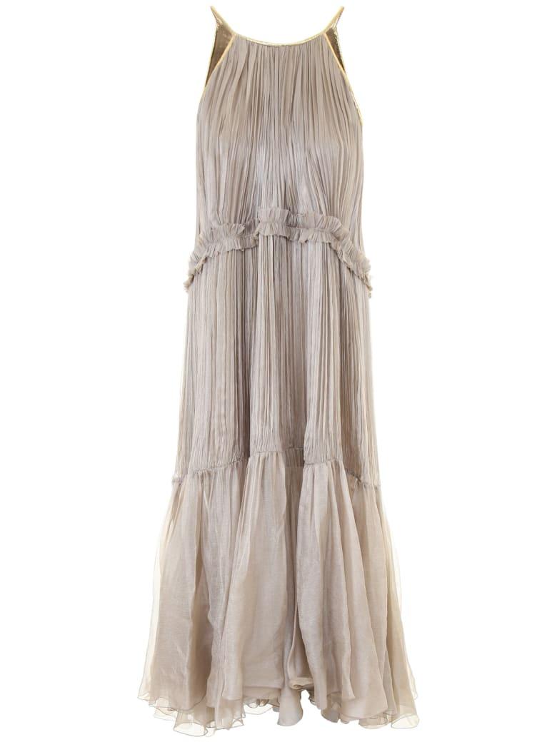 Maria Lucia Hohan Kassia Dress - DARK SILVER (Grey)