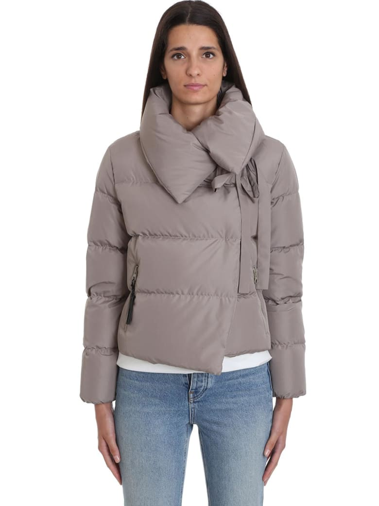 Bacon Puffa  Clothing In Beige Polyester - beige