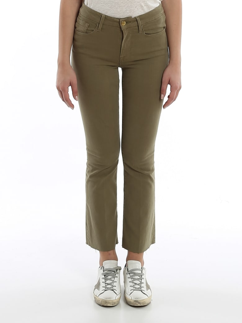 Frame - Jeans - MIlitary Green