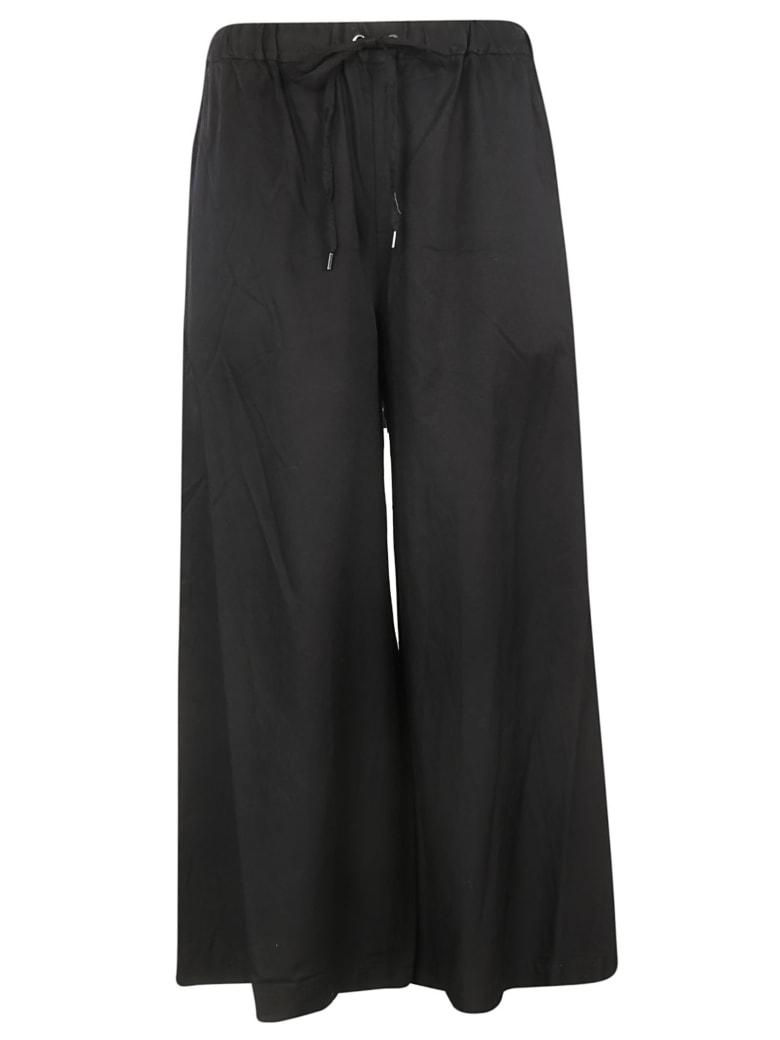 Zucca Twill Pants - Black