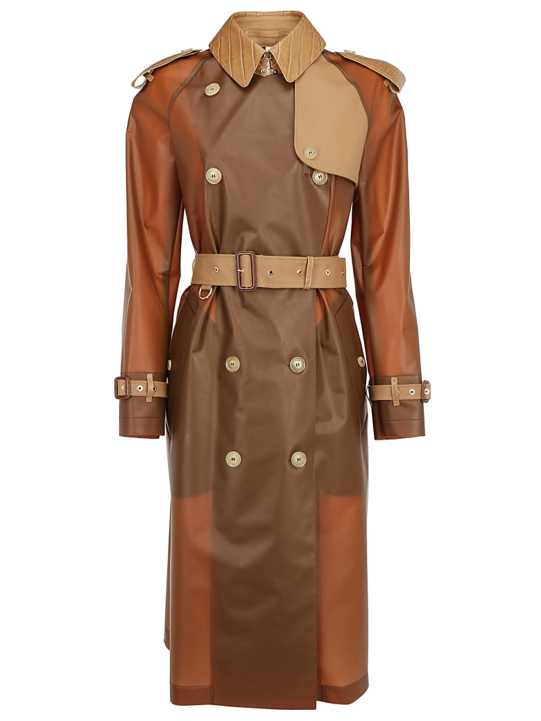 Burberry Gifford Trench - Flaxseed