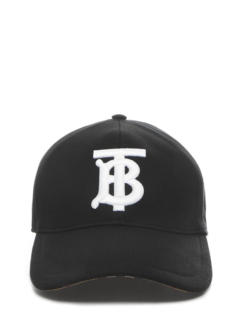 Burberry Cap - Black