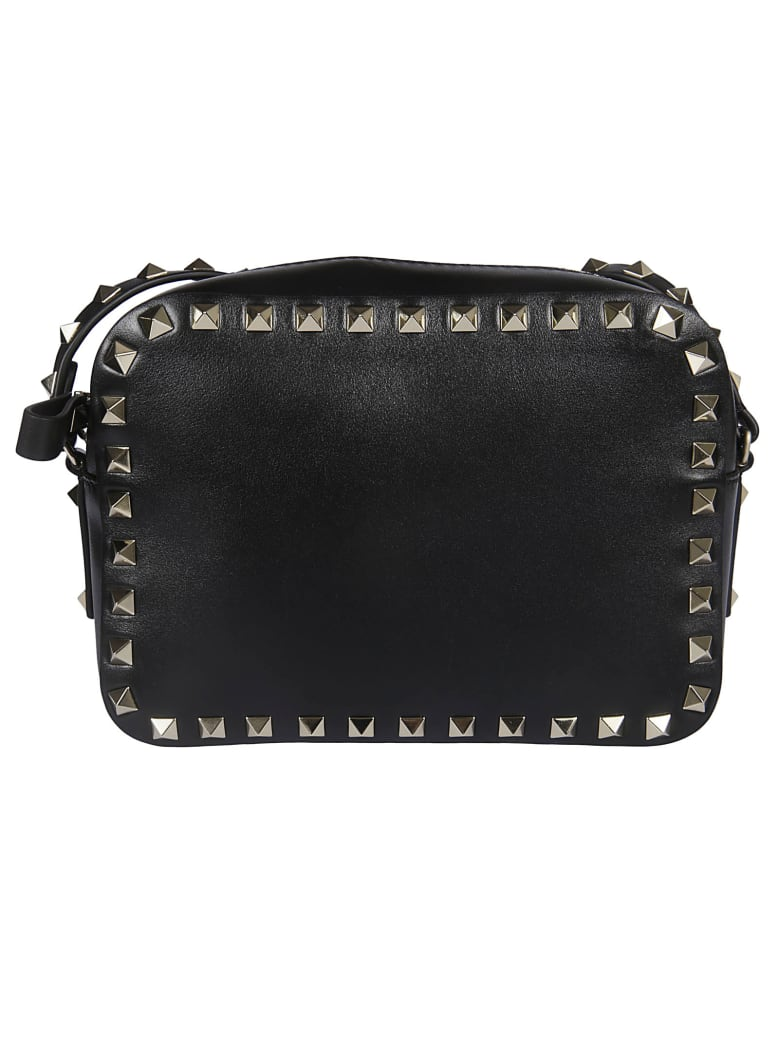 Valentino Studded Crossbody Bag - No Nero