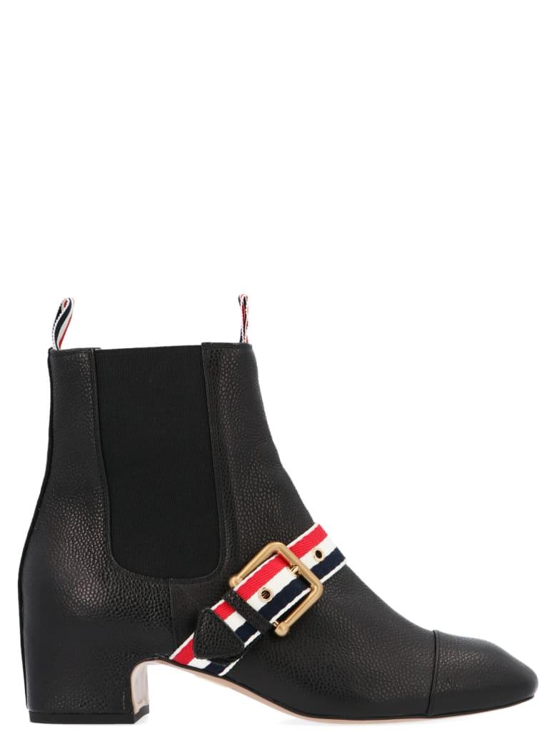 Thom Browne 'chelsea' Shoes - Black