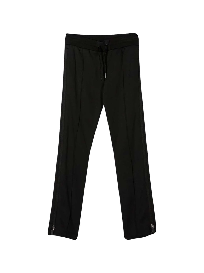 Givenchy Teen Black Trousers - Nero