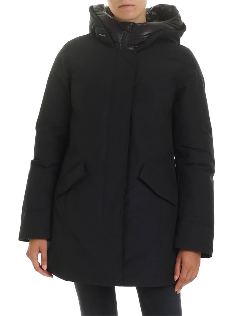 Woolrich W's Arctic Parka Nf - Navy