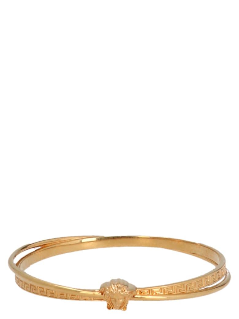 Versace 'medusa Tribute' Bracelet - Gold