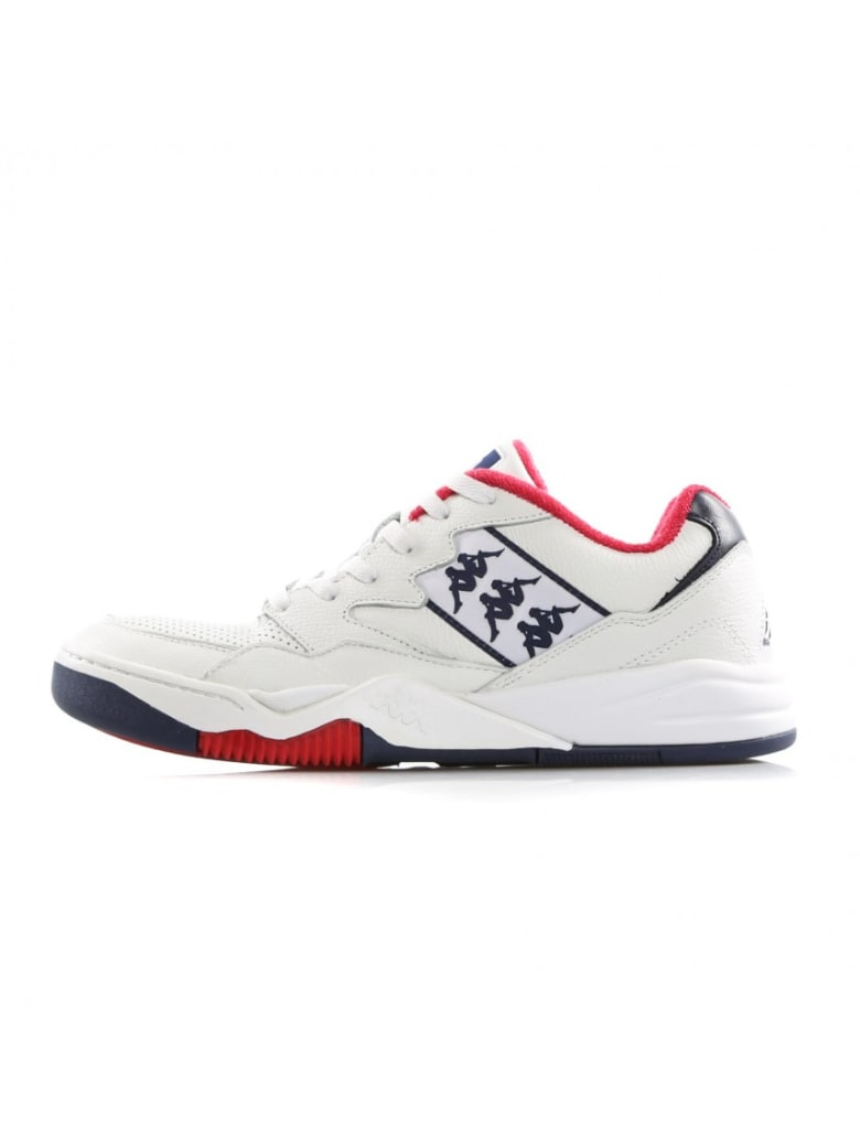 on sale d6d90 8d1bd Best price on the market at italist | Kappa Kappa Authentic Band Kompo  Sneakers 1