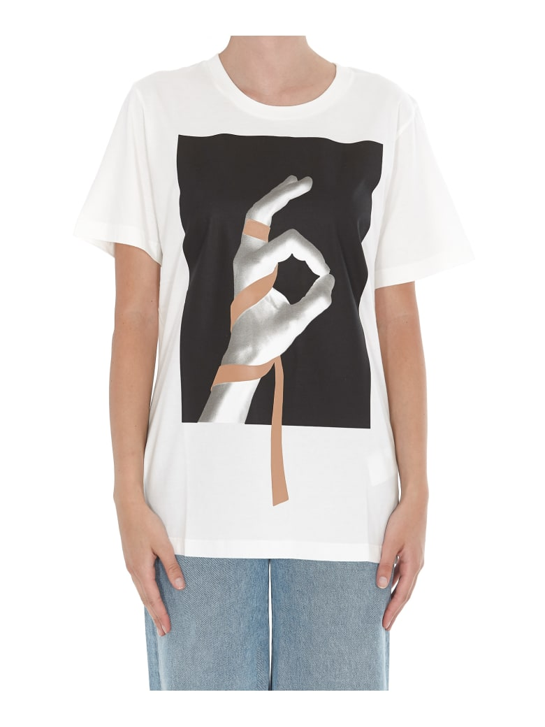 MM6 Maison Margiela Tshirt - Off white