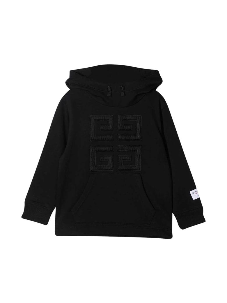 Givenchy Black Sweatshirt Teen - Nero