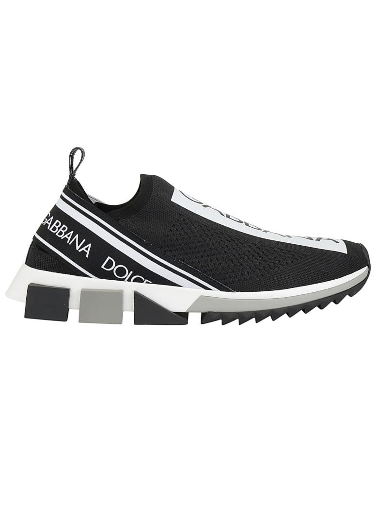 Dolce & Gabbana Sneakers - Nero/bianco