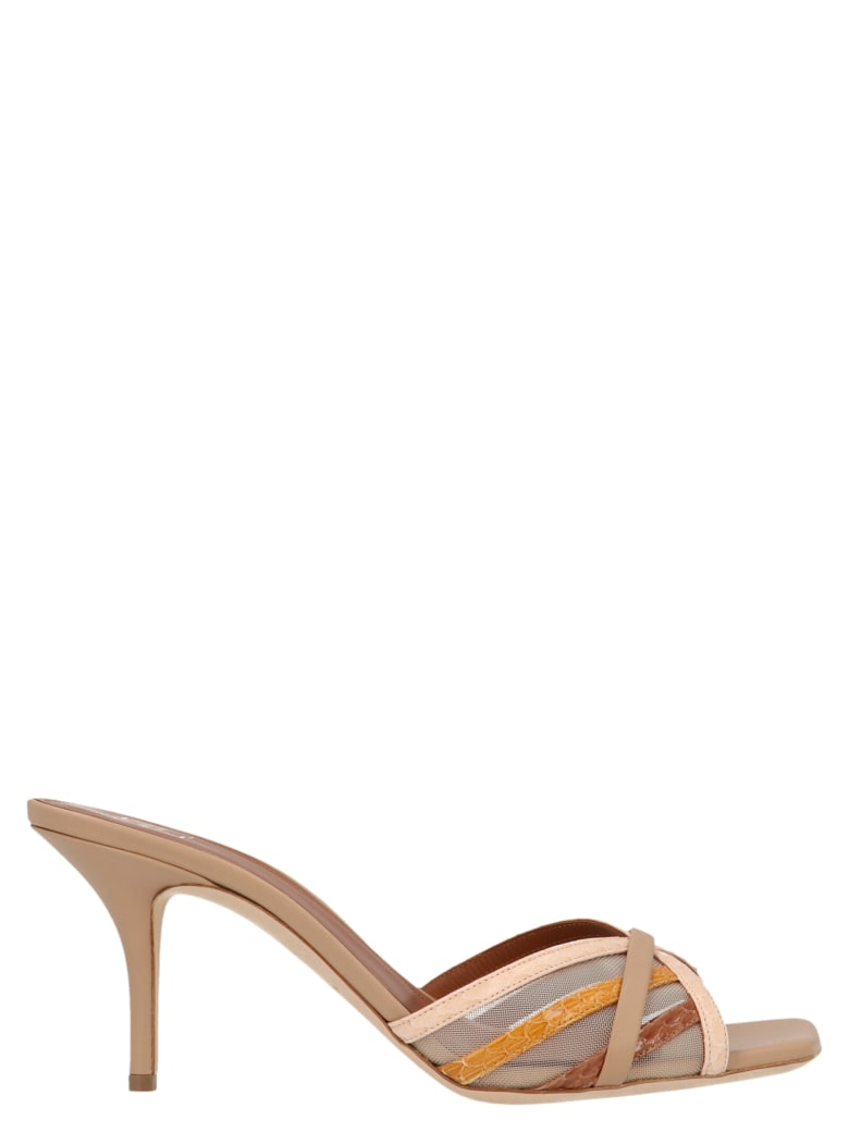 Malone Souliers 'poppy' Shoes - Brown