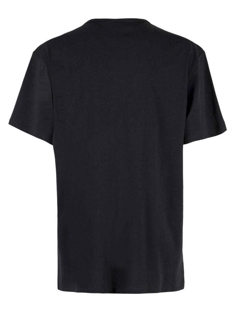 N.21 Black Cotton T-shirt - Nero