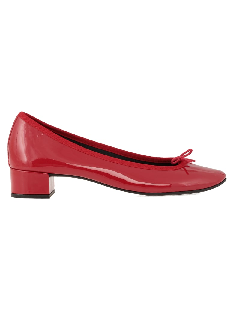 Repetto Lou Ball - FLAMME / RED