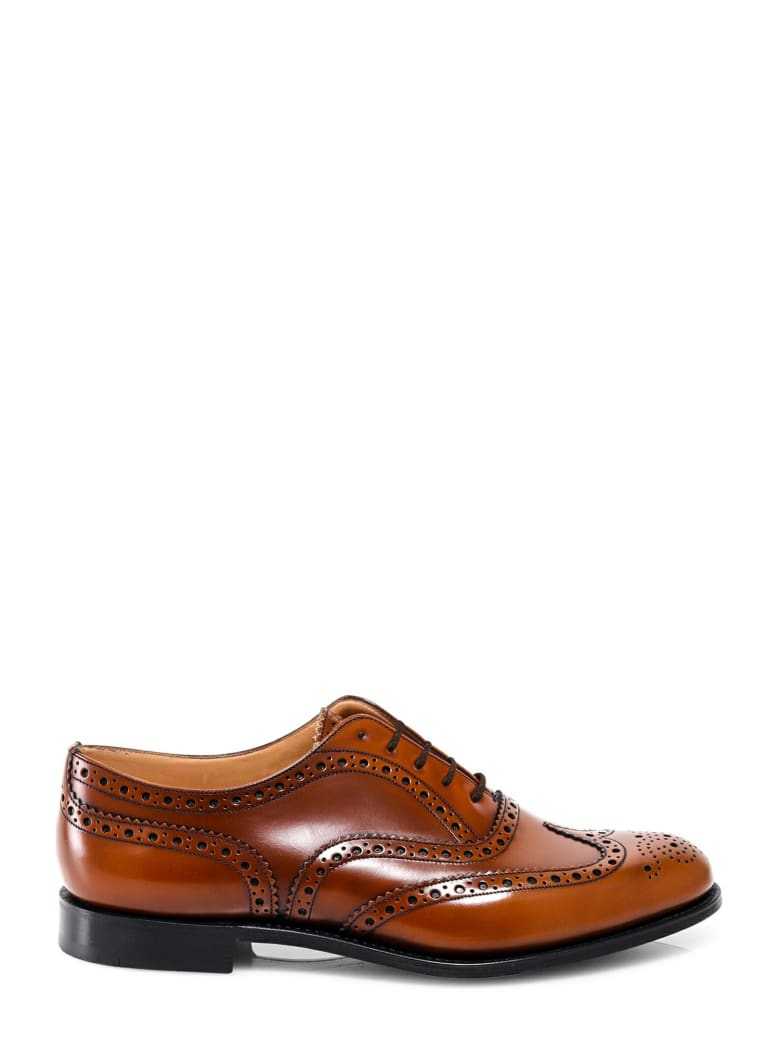 Church's Burwood Lace-up - Brown