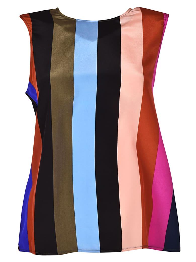 Diane Von Furstenberg Top - Multicolor