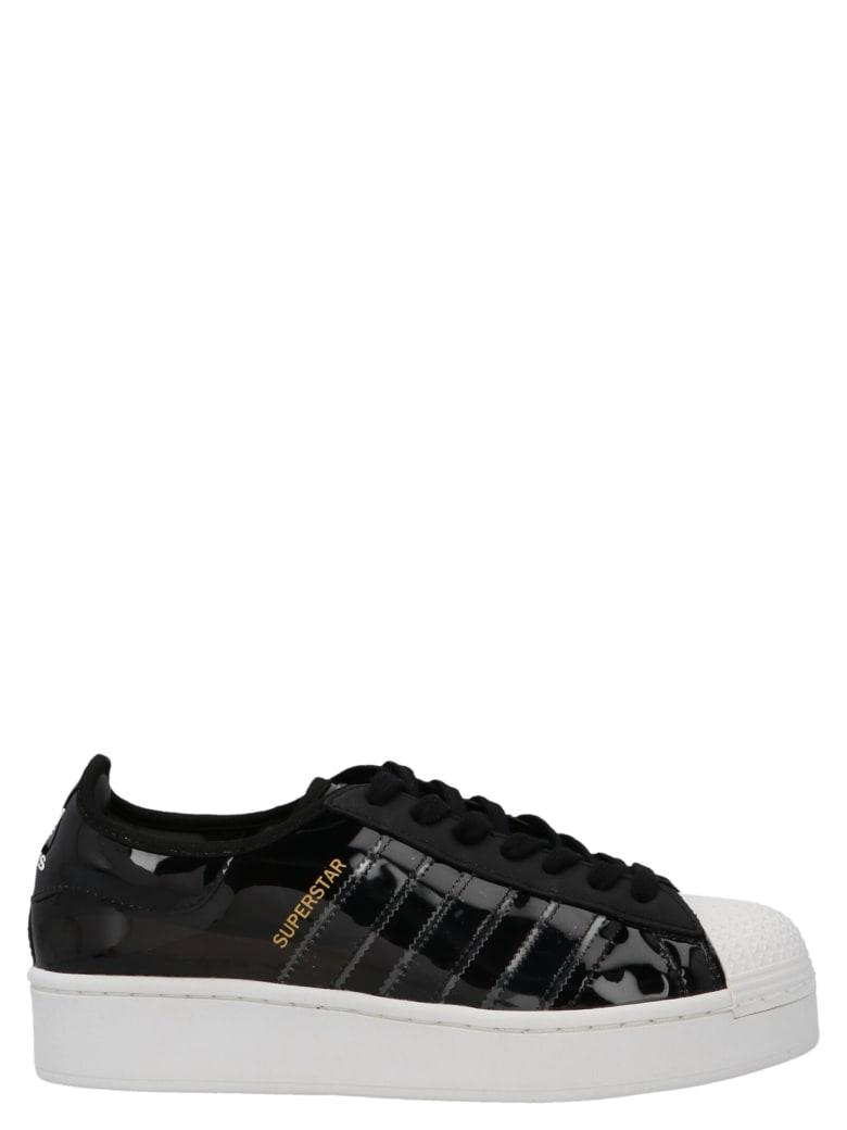 Adidas Originals 'superstar Bold W' Shoes - Black