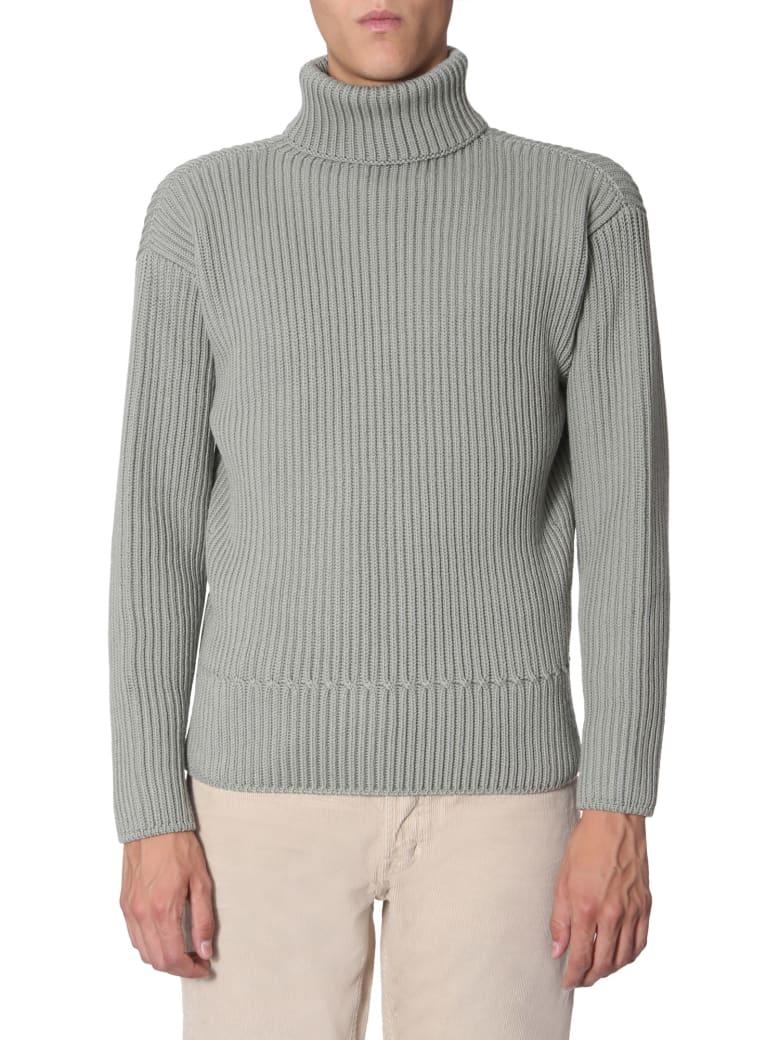 Tom Ford Turtle Neck Sweater - GRIGIO