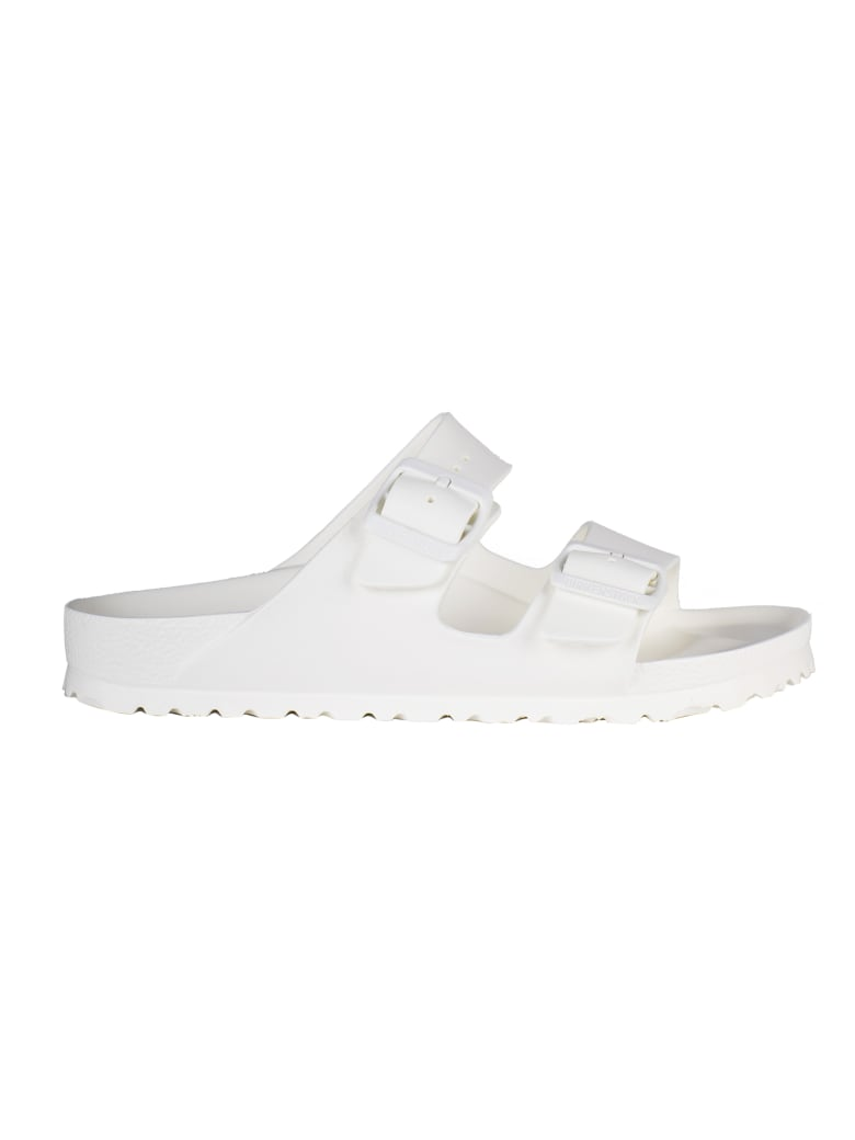 Birkenstock Arizona Sandals - White