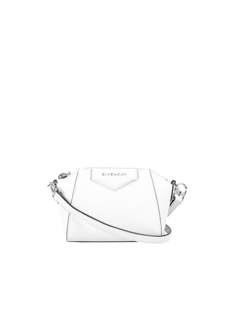 Givenchy Antigona Nano Bag - Bianco