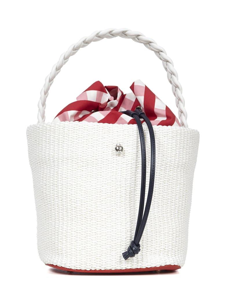 Simonetta Handbag - White