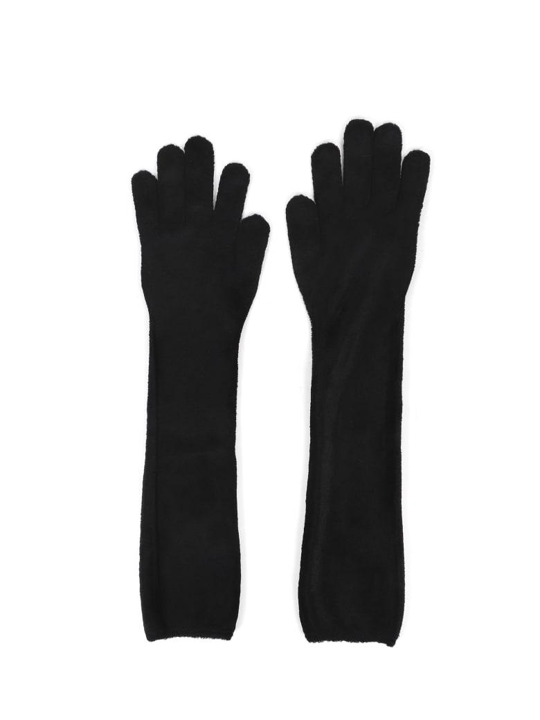 Alaia Black Gloves - Black