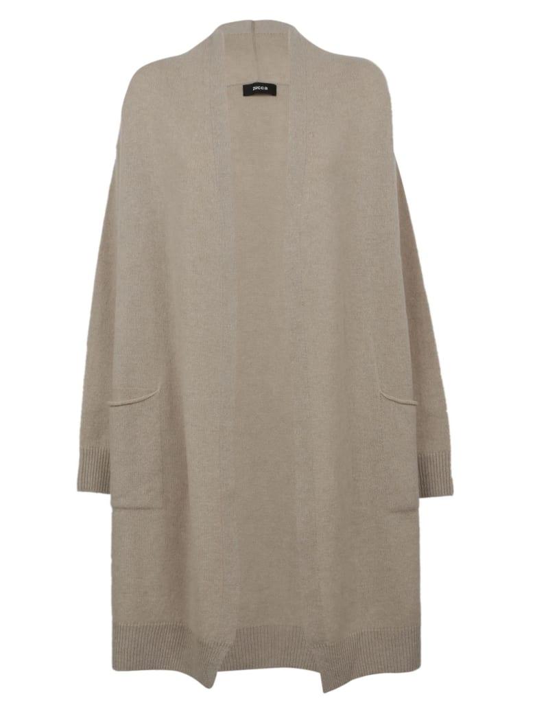 Zucca Knitted Cardi Coat - Hotmeal