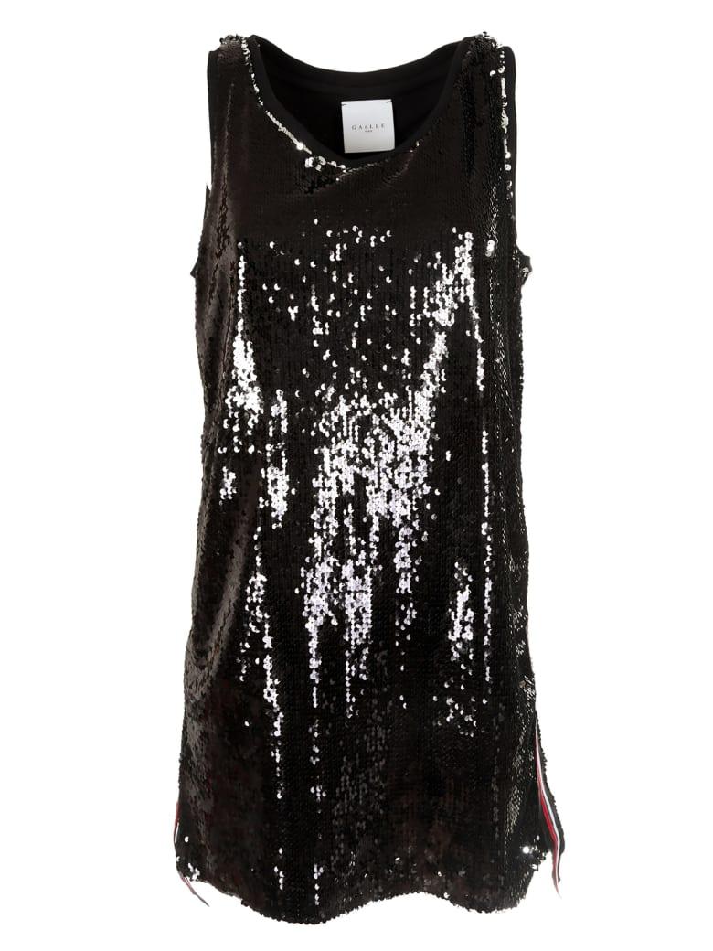 Gaelle Bonheur Appliqued Dress