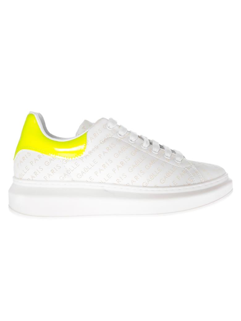 Gaelle Bonheur Branded Sneakers