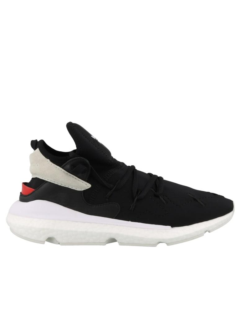 Y-3 Kusari Ii Sneakers - Black