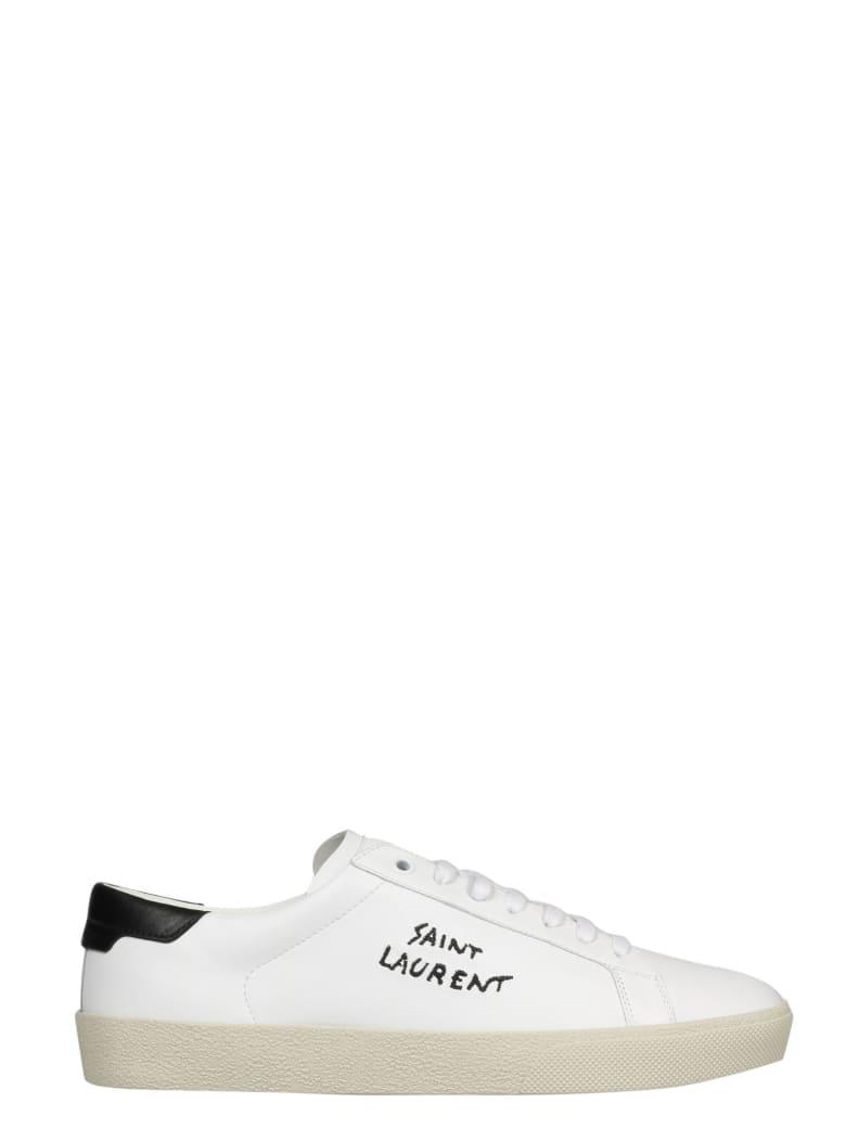 Saint Laurent Shoes - White