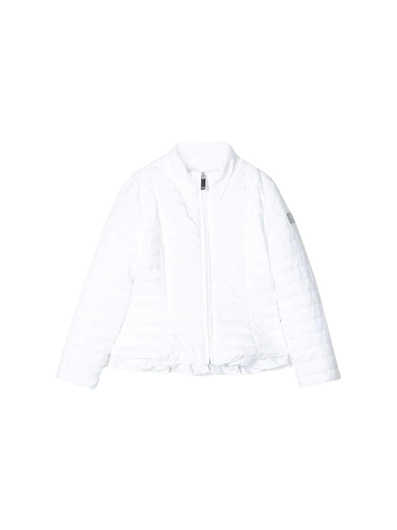 Il Gufo Kids Down Jacket - Bianco