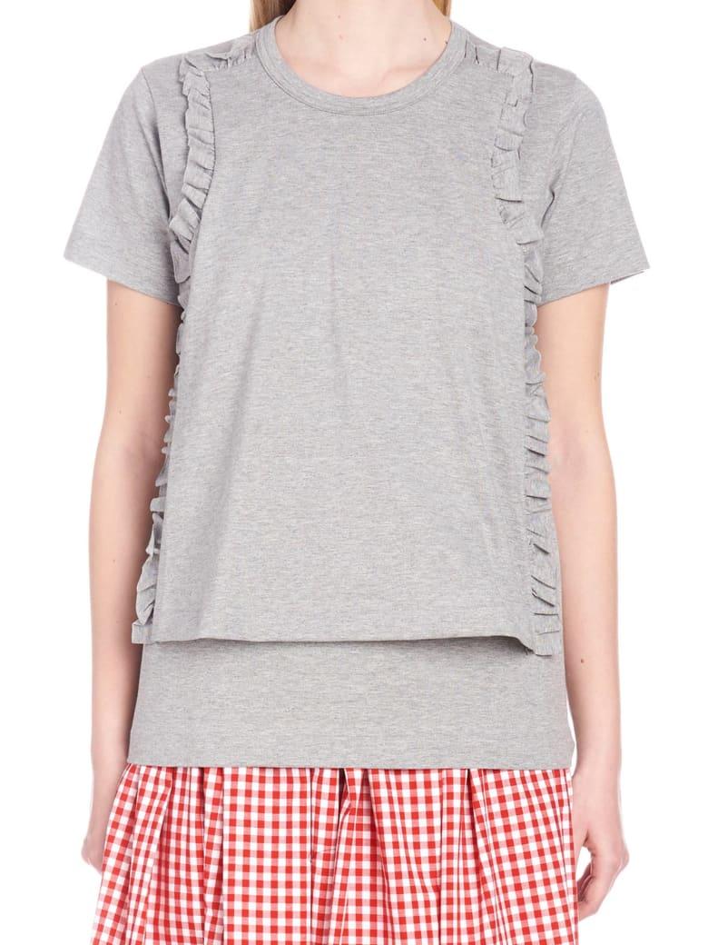 Comme Des Garçons Girl T-shirt - Grey