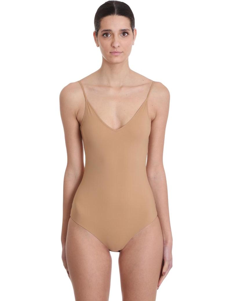Jil Sander Body In Beige Polyester - beige