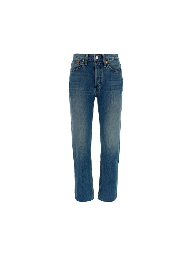RE/DONE Redone Jeans - Denim blue