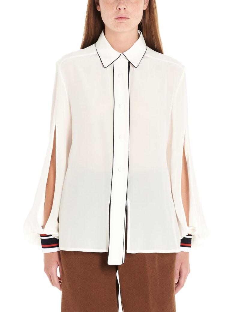 Golden Goose 'isako' Shirt - White