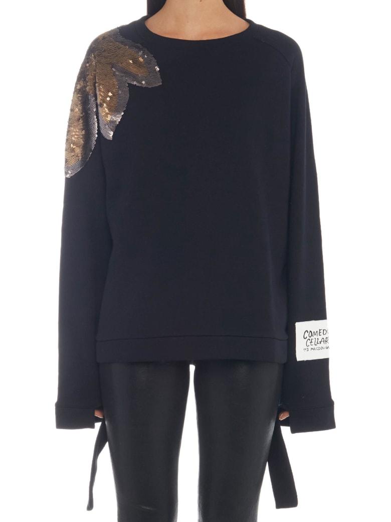 Di.La3 Pari' Sweatshirt - Black