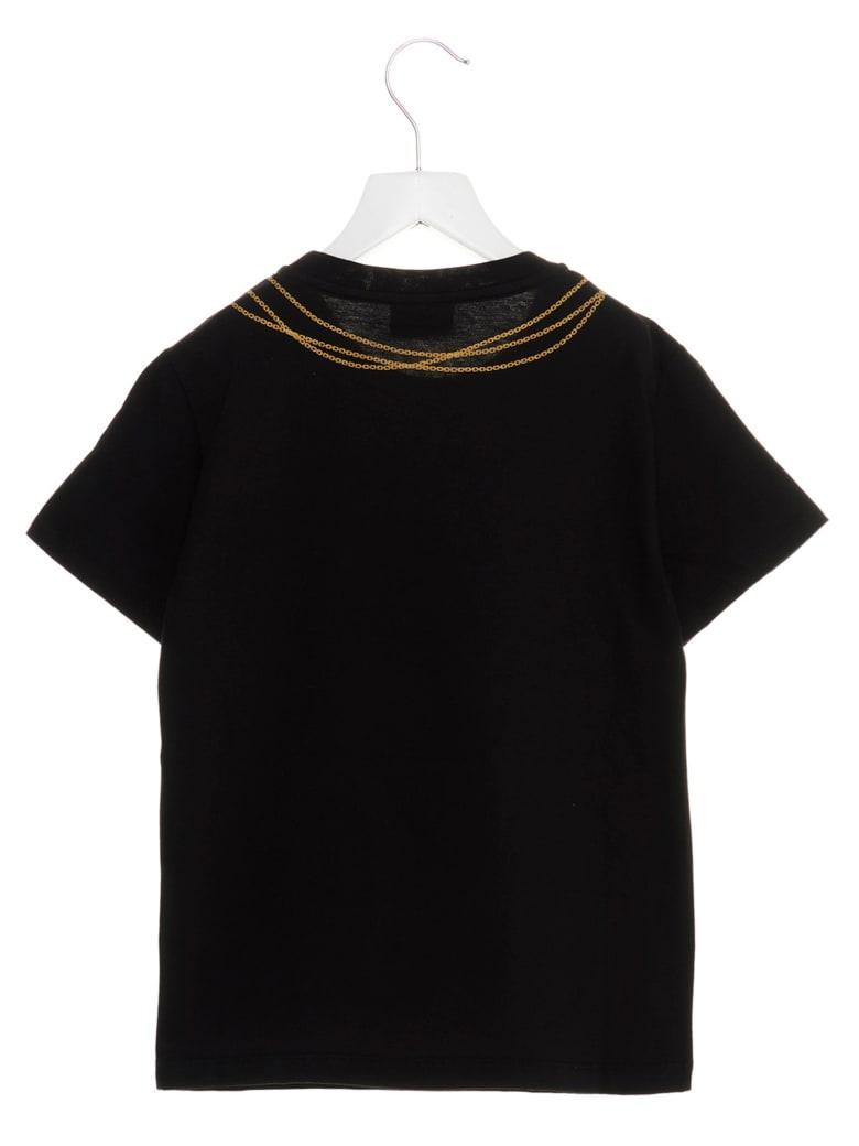 Fendi 'bags' T-shirt - Black