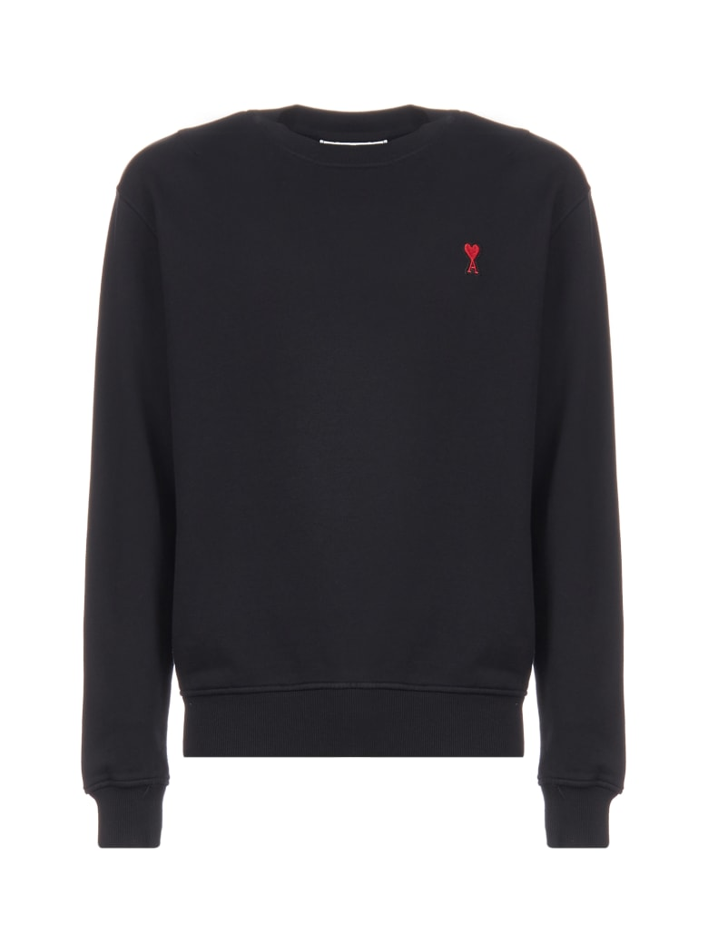 Ami Alexandre Mattiussi Sweater - Noir