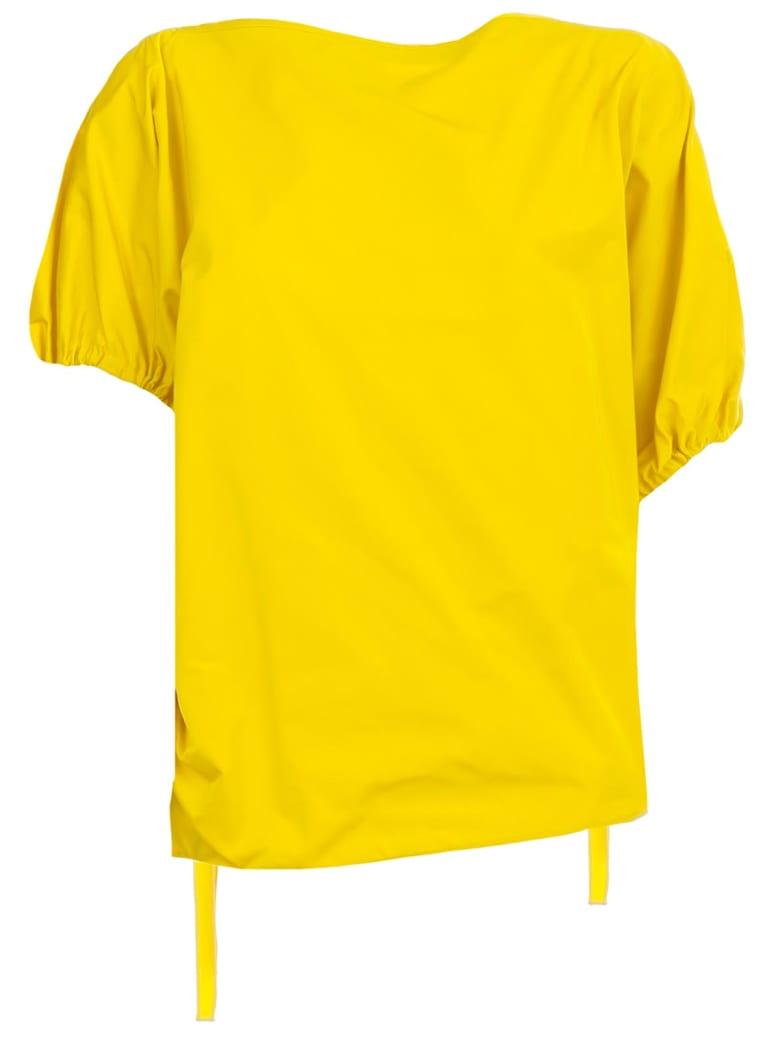 N.21 Tunic Shirt 3/4s - Mimosa