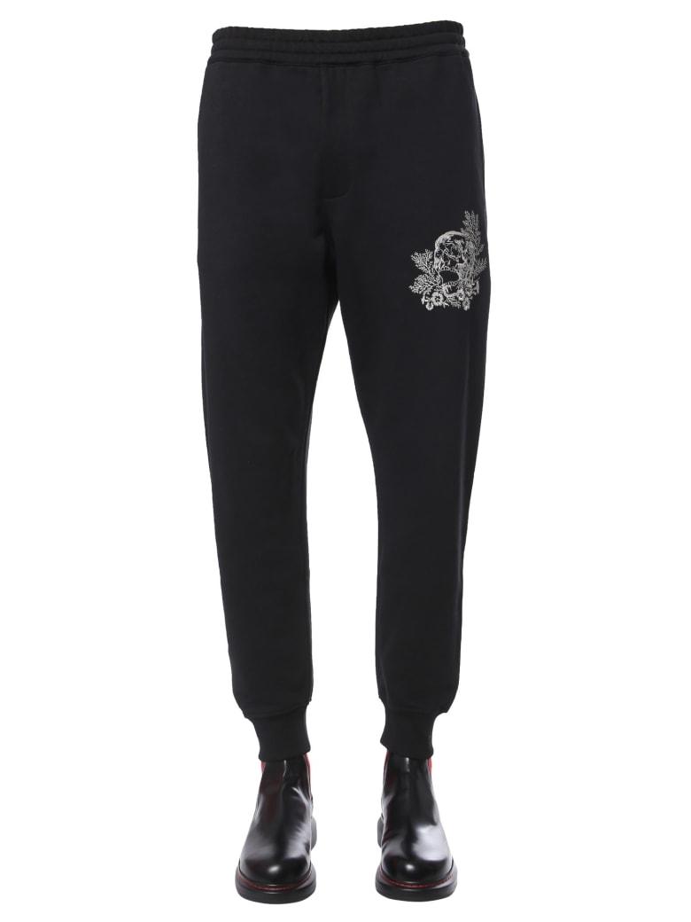 Alexander McQueen Jogger Pants - NERO