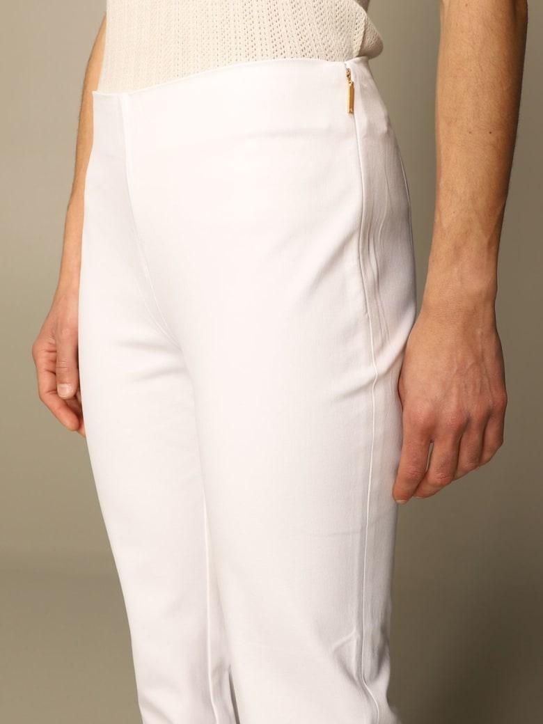 Ralph Lauren Lauren Ralph Lauren Pants Keslima Lauren Ralph Lauren Mid-rise Skinny Trousers - White