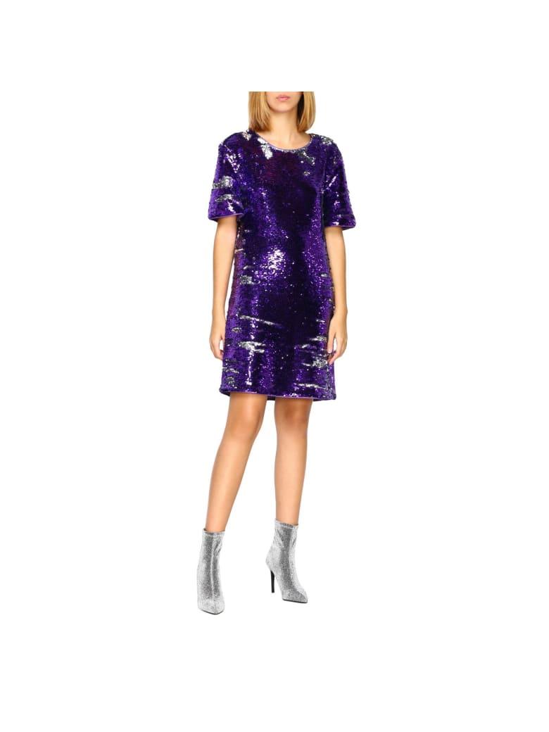 Armani Collezioni Armani Exchange Dress Dress Women Armani Exchange - violet