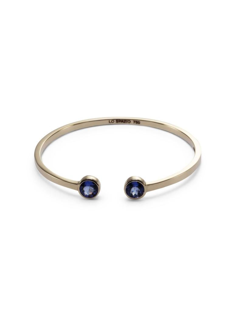 Lo Spazio Jewelry Lo Spazio Tanzanite Bangle - Purple