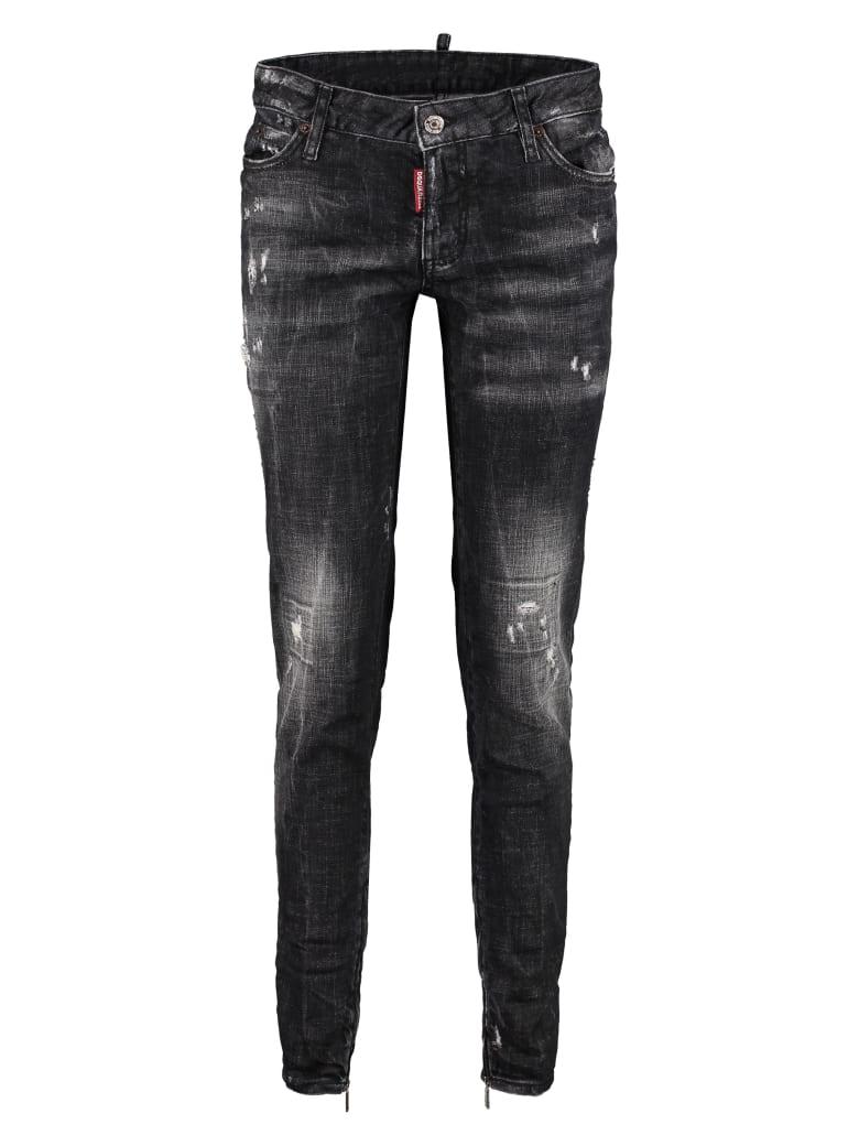 Dsquared2 5-pocket Skinny Jeans - Denim