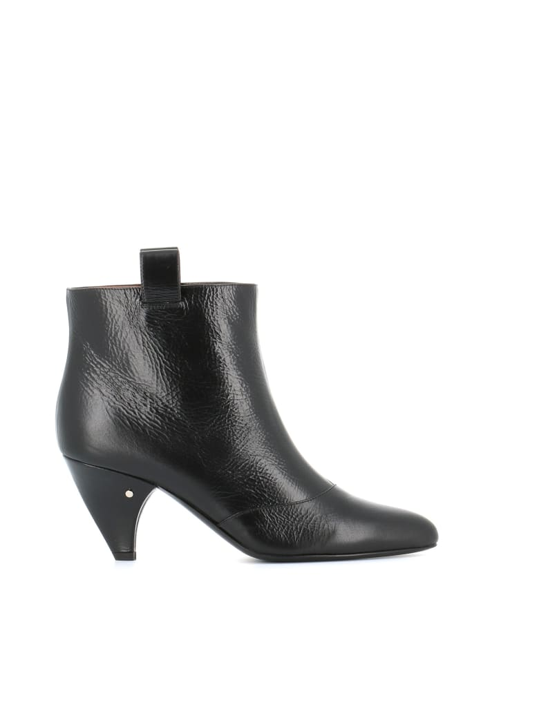 """Laurence Dacade Ankle Boots """"terence"""" - Black"""