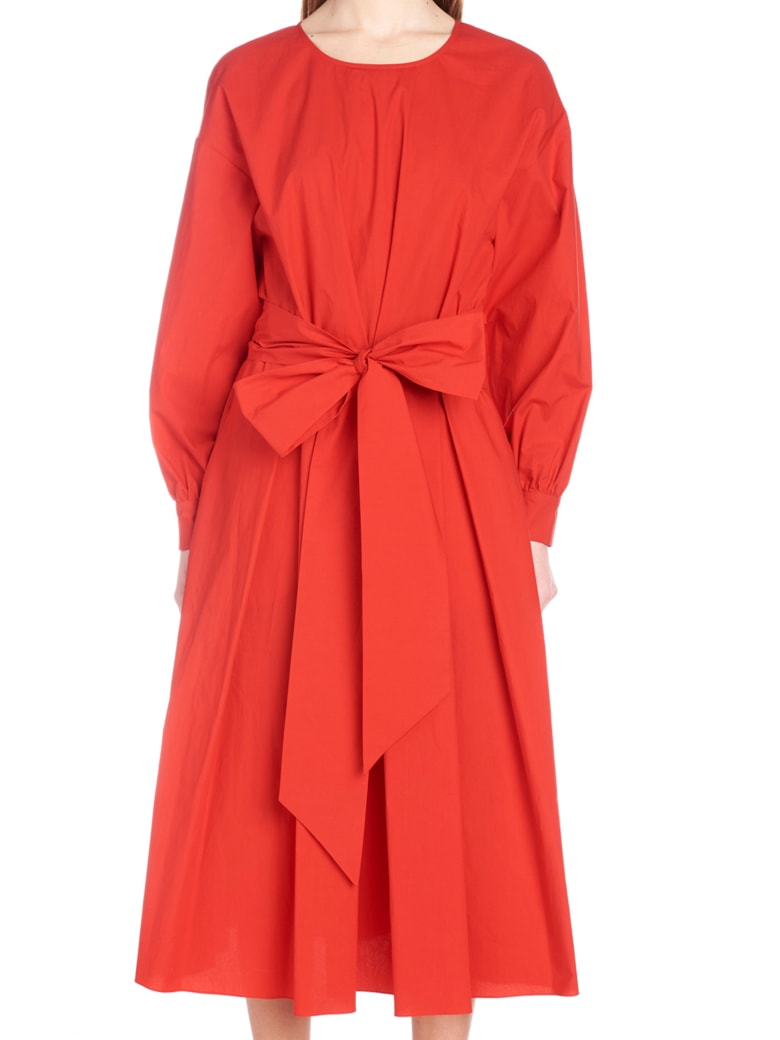 Boutique Moschino Dress - Red